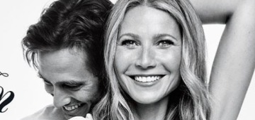 Gwyneth Paltrow & Brad Falchuk got married in the Hamptons this weekend
