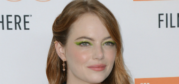 Emma Stone had her first panic attack at 7, thought she would die
