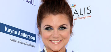 Tiffani Thiessen auditioned for Rachel on 'Friends' before '90210′