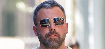 Ben Affleck got a haircut and buffed up during rehab: hot or still nope?