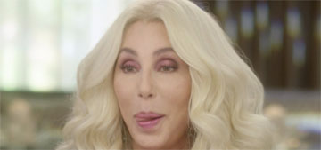 Cher: 'If you want to hide being gay, do not buy Cher records'