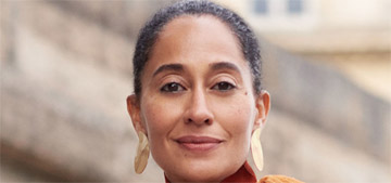 Tracee Ellis Ross: 'At 18 I might have woken up like this. At 45 I f-ing work for it'