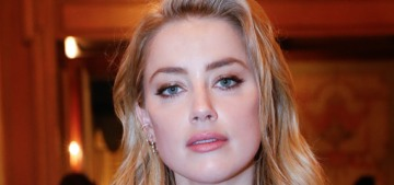Amber Heard's rep slams British GQ & Johnny Depp for that awful interview