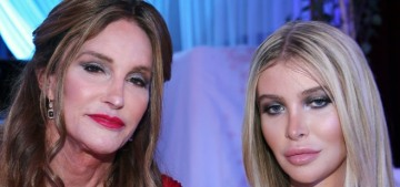 Caitlyn Jenner's 22-year-old girlfriend Sophie Hutchins is weirdly pedantic