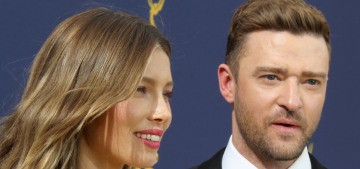 Justin Timberlake does 'a lot' of Jessica Biel's shoe shopping: 'I love women's shoes'