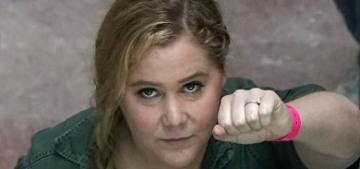 Amy Schumer & Emily Ratajkowski were arrested at the Hart Senate building protest