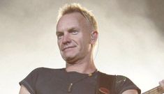 Sting busted leaving German whorehouse