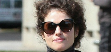 Neri Oxman 'emphatically' insists that she's not dating 'timeless' Brad Pitt