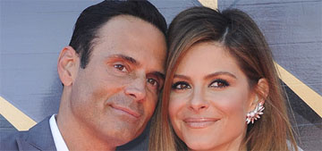 Maria Menounos married her partner of 20 years for the second time