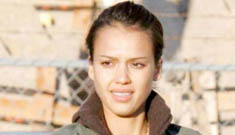 "Jessica Alba won't be in the ""Go-Go's"" movie"