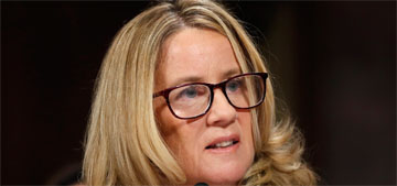 Dr. Christine Blasey Ford's attorney: she is not at home, 'the threats have been unending'