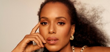 Kerry Washington: 'We get sent by God the kids we need so we can grow'