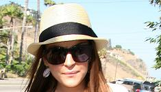 Lindsay Lohan & Samantha Ronson get locked out; stiff the locksmith