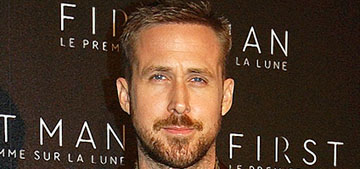 Ryan Gosling's daughter thinks he works on the moon