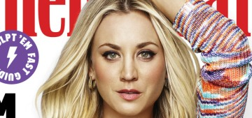 Kaley Cuoco: 'I don't need Karl for anything. If Karl left me tomorrow, I'd be fine'