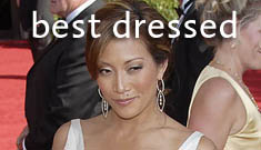 Emmy Awards: Best Dressed