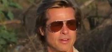 People: Brad Pitt isn't dating Sat Hari Khalsa but they're 'definitely very close'