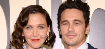 Maggie Gyllenhaal explains why 'The Deuce' didn't fire James Franco