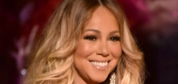 """""""Mariah Carey did not move a muscle below her waist during the AMAs"""" links"""