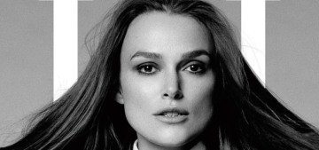 Keira Knightley: 'I think that often women storytellers are subtler than men'