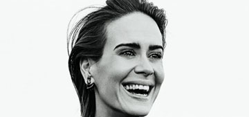 Sarah Paulson: 'There's this notion that women fall apart after 45′