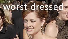 Emmy Awards: Worst Dressed