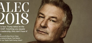 Alec Baldwin: 'Ever since I played Trump, black people love me. They love me.'