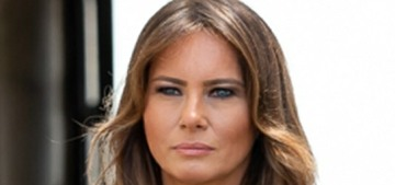 Melania Trump, sociopath, believes she is 'the most bullied person on the world'