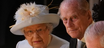 Queen Elizabeth & Prince Philip seemed to ignore the Duchess of York, right?