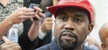 Kim Kardashian 'is very uncomfortable & unhappy' with Kanye's MAGA ranting