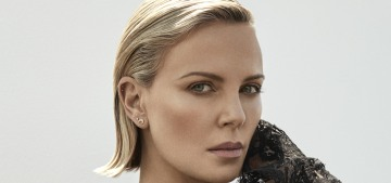 Charlize Theron: Women 'have to work so much harder to come back from a failure'
