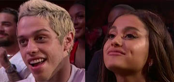 Ariana Grande and Pete Davidson called off their engagement