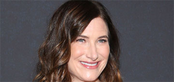 Kathryn Hahn: 'I was raised to be polite, we can't afford that now'