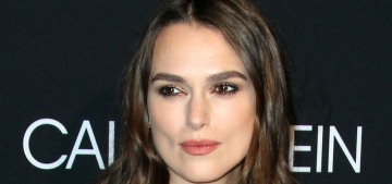 Keira Knightley 'banned' Cinderella & The Little Mermaid in her house
