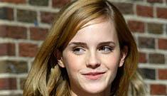 Emma Watson on her wardrobe malfunction: At least I'm wearing underwear