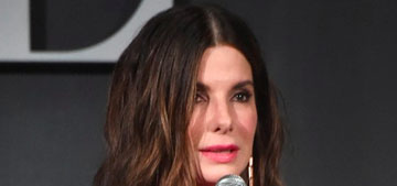Sandra Bullock lost her dad and two of her dogs around the same time