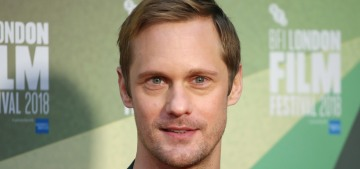 Are you here for Alex Skarsgard playing a sexy WWII-era German in 'The Aftermath'?