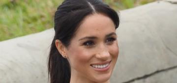 Duchess Meghan: 'Pregnancy is like having jet lag,' she was doing yoga at 4:30 am