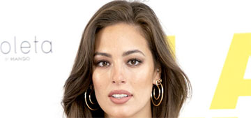 Ashley Graham on Kendall Jenner being selective about modeling: 'Lucky for her'