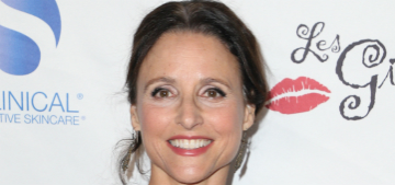 Julia Louis-Dreyfus: 'I want to get our country back, I don't think it's funny anymore'