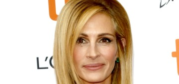 Julia Roberts: Rom-coms 'just don't work at a certain point of life experience'