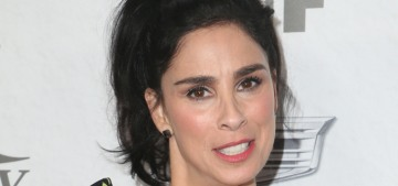 Sarah Silverman thinks 'it was amazing' that Louis CK used to get off in front of her