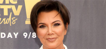 Kris Jenner supposedly bought her friend a facelift, but it sounds like a sponcon