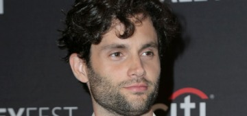 Penn Badgley practices the Baha'i faith, which preaches universal love, equality