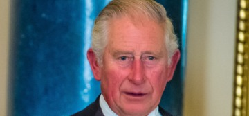 Prince Charles employed a 'traveling yeoman' in addition to a dresser & valet