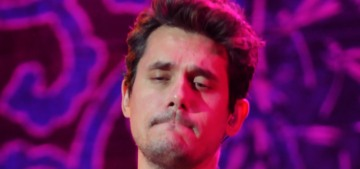 "John Mayer claims he's slept with a 'soft 500′ people, and to those people I say ""ew"""