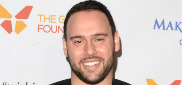 Manager Scooter Braun brags about not spilling to press after Ariana Grande fired him