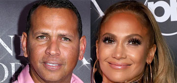 Jennifer Lopez was seen with a giant diamond ring and could be engaged to A-Rod