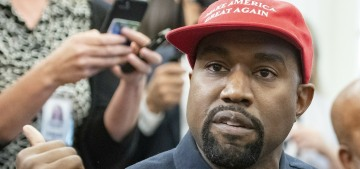 Kanye West designed 'Blexit' t-shirts for black folks exiting the Democratic party