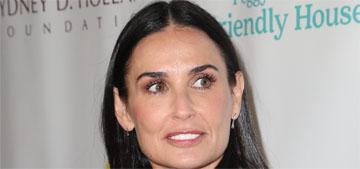 Demi Moore was 'spiraling down a path of self-destruction… I never felt good enough'